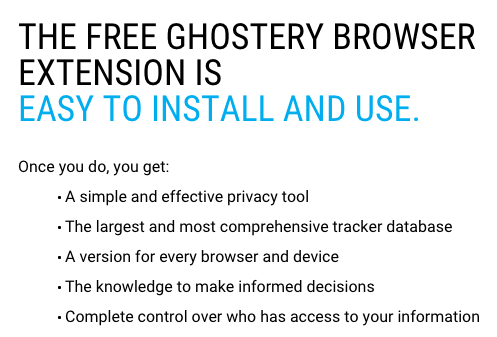ghostery shot