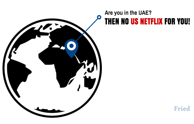 how to watch us netflix in uae 1