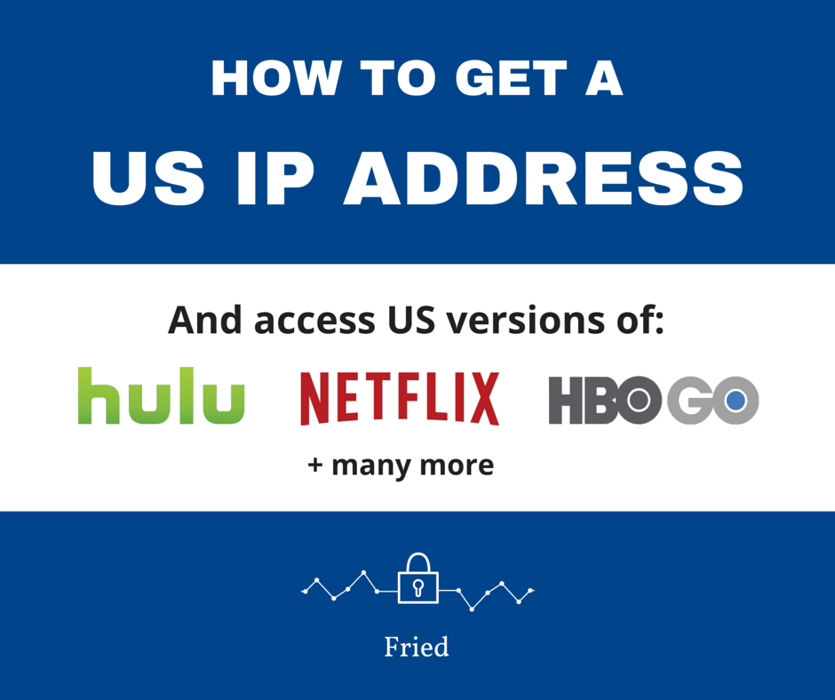 How to get an us ip address
