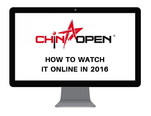 How to Watch Snooker Open China 2016 Online